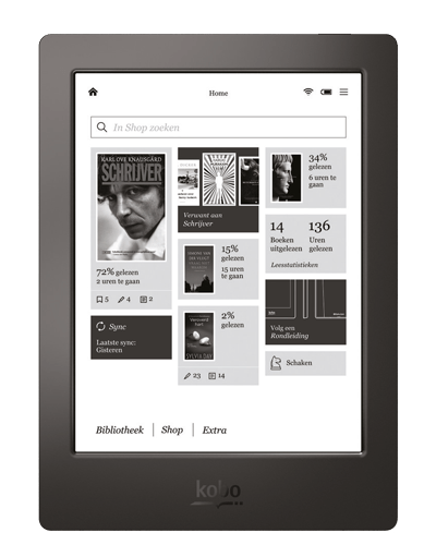 Kobo Aura H2O refurbished