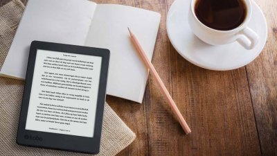 kobo plus ebook abonnement