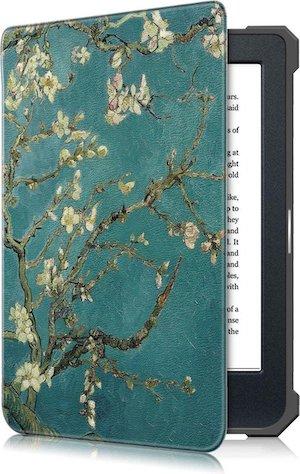 Cover Met Magnetische Sluiting - amandelbloesem van Gogh